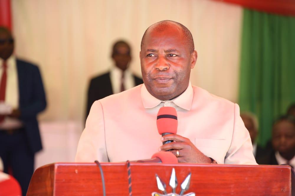 Ijambo rishikirijwe na Nyenicubahiro Evariste Ndayishimiye ryo Gutanguza Icese Ivyirwa vy'Umwaka w'Ishure 2020-2021 muri Kaminuza y'Intwaramiheto ISCAM