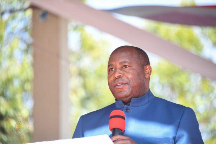 Ijambo rishikirijwe na Nyenicubahiro Varisito Ndayishimiye i Mugera ku munsi mukuru w'iyurira mw'ijuru rya Bikira Mariya
