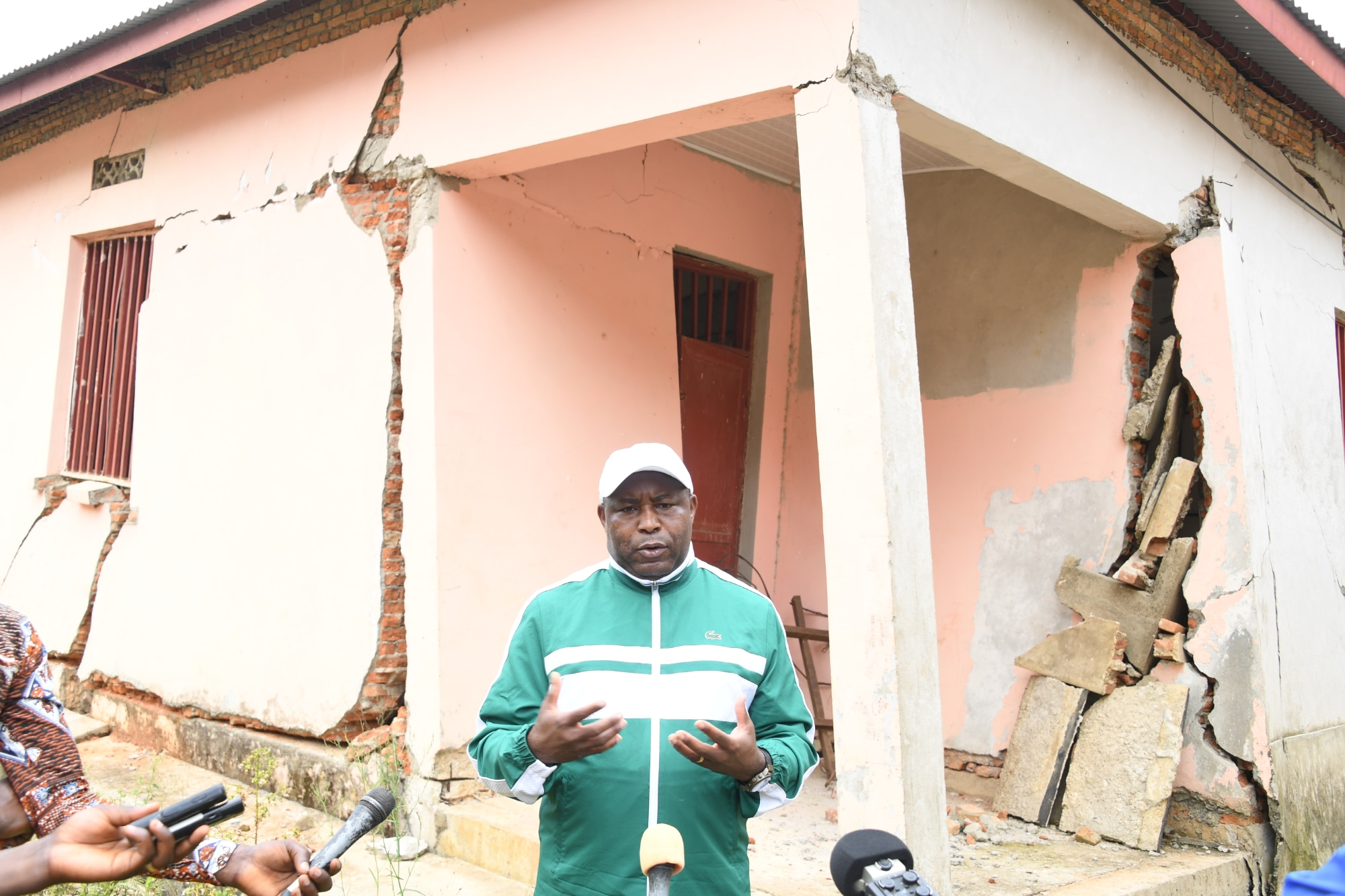 Amashirahamwe CNME-CGC yahagaritswe mu mugambi wo kwubaka urugomero rwa Mpanda